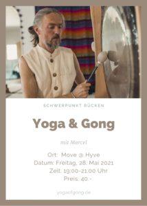 Yoga Workshop in Basel 28.05.2021